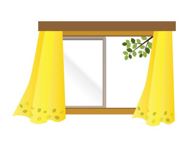 カーテン窓